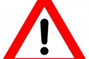 Uwaga - ograniczenie ruchu na drodze Stuposiany - Muczne