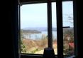 widok z okna sypialni