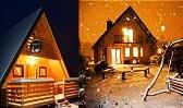 Całoroczne domki wypoczynkowe  w Bieszczadach