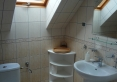 łazienka przy 2-osobowym pokoju