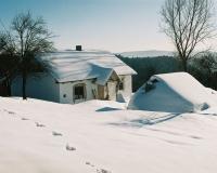 Rustykalna Chata w Bieszczadach