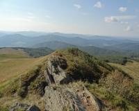 Chaty górskie KRZYWE POLE w Bieszczadach Wysokich