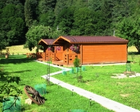 Domki Letniskowe Spokojne Miejsce w Bieszczadach